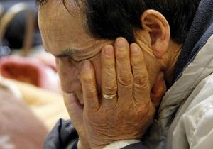 В японской префектуре Мияги нашли 500 мертвых тел
