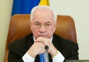 Азаров прокомментировал историю с якобы избиением Тимошенко