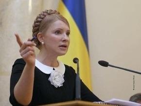 Тимошенко призвала Ющенко, НУ-НС и Литвина воссоздать демкоалицию