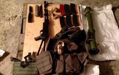 В Донбассе взяли банду бывших добровольцев
