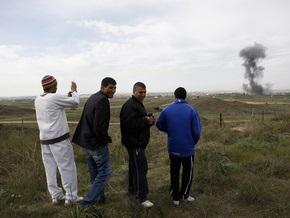 Израиль объявил пограничные с Газой районы закрытой военной зоной