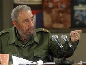 Кастро раскритиковал Обаму за преуменьшение роли Советской армии в разгроме нацизма