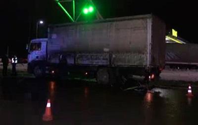 ДТП на трассе Киев-Чоп: один погиб, пятеро пострадали