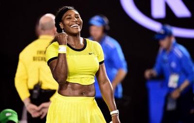 В финале женского турнира Australian Open сыграют Уильямс и Кербер