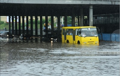 Влада Києва не відкидає потопу через відлигу