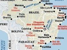 Кораблекрушение в Бразилии унесло жизни четверых человек
