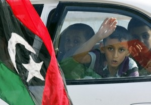 В ливийскую гражданскую войну вовлекаются дети