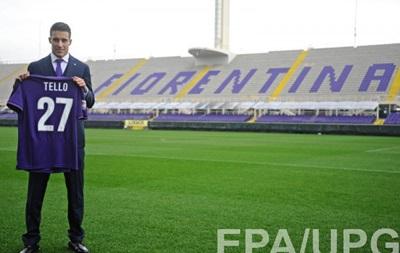 Игрок Барселоны представлен в качестве футболиста Фиорентины
