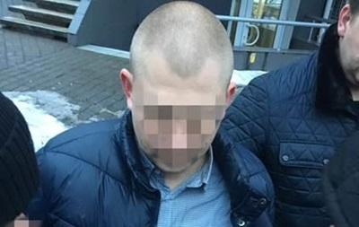 Майор полиции попался на взятке в Киеве