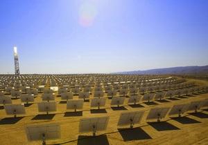 Энергопроект в Сахаре на 400 миллиардов евро: эйфория прошла, учредители хлопнули дверью