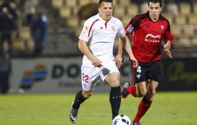 Севилья с Коноплянкой пробилась в полуфинал Кубка Испании