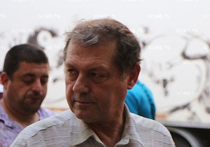 Новости Николаева - коммунист - осетин - Дзарданов - Народный депутат от КПУ пришел на митинг оппозиции в пьяном виде