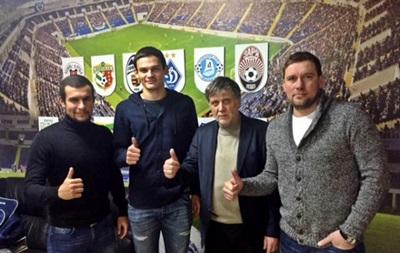 Одесский Черноморец усилился игроками Динамо и Металлиста