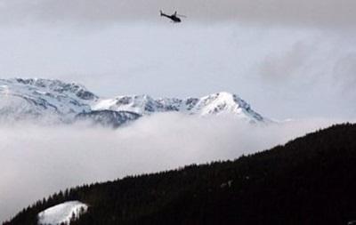 Жертвами схода лавины в Канаде стали пять человек