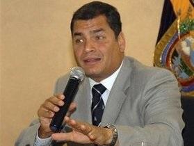 Взбунтовавшиеся эквадорские военные захватили ангар с самолетом президента