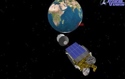 Россия вывела на орбиту европейский спутник