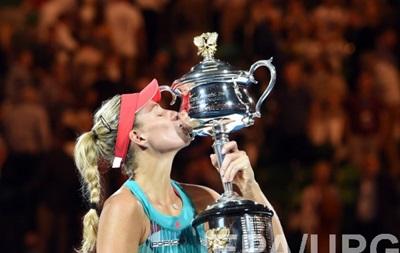 Кербер перемагає Серену Вільямс і стає переможницею Australian Open 2016