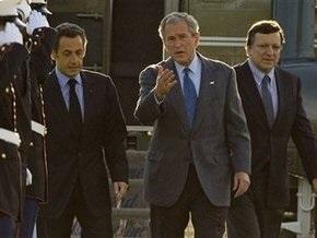 Буш: Экстренный саммит G8 состоится в ближайшем будущем