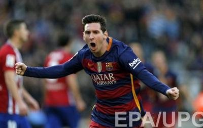 Барселона обыграла Атлетико, игравшего вдевятером