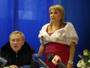 Жена Черновецкого рассказала о своих беседах с Богом