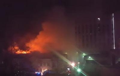 В Москве горел швейный цех: девять погибших