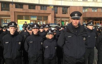 В Ивано-Франковске стартовала новая полиция