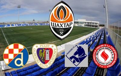 Шахтар зіграє чотири матчі на зборах в Іспанії