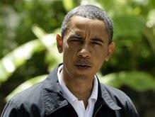 Обама осудил действия России в Грузии