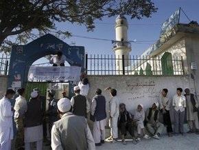 В Афганистане начались президентские выборы