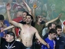 Евро-2008: УЕФА оштрафовал Хорватию за расистское поведение фанатов