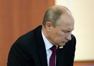 СМИ: Путин уже не тот