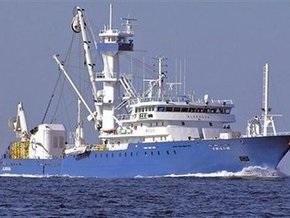 Пираты выдвинули ряд требований для начала преговоров по освобожнению испанского судна