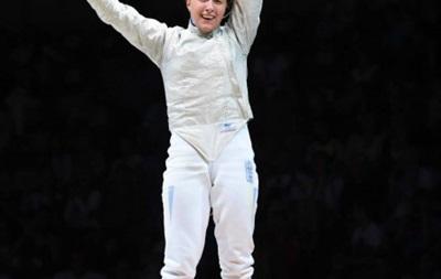 Ольга Харлан – лучшая спортсменка Украины в январе