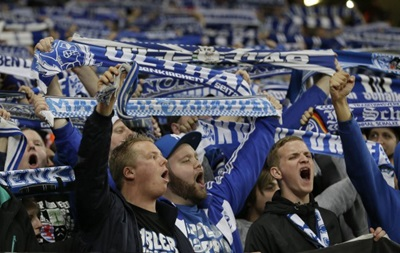 Шальке во Львове поддержат 1500 фанатов