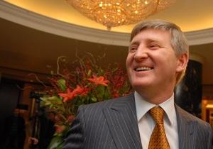 Ахметов: У Ющенко прекрасное политическое будущее