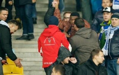 Динамо не будет перекладывать штраф от УЕФА на фанатов