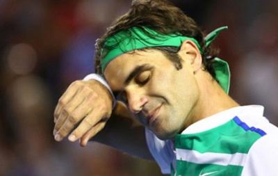 Федерер переніс операцію на коліні