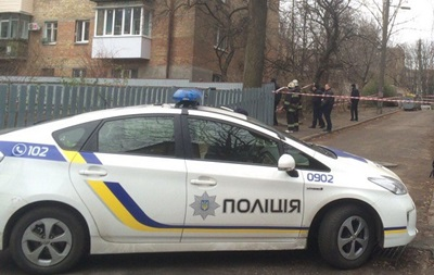 В одном из киевских офисов прогремел взрыв