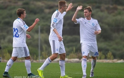 Динамо Киев сыграет товарищеские матчи с Малагой и Гранадой
