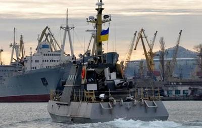 В Одессе прошли испытания бронекатера Гюрза-М