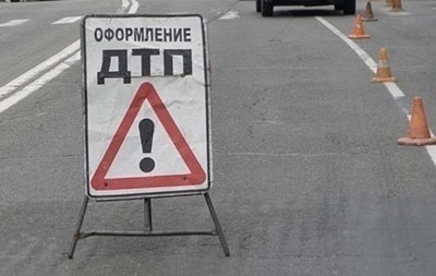 В ДТП с автобусом на Кавказе пострадали три украинца