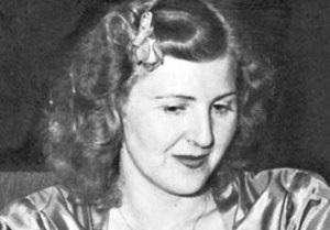 В Сеть попали неизвестные ранее фото любовницы Гитлера