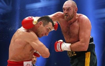 Фьюри отказался провести реванш с Кличко на яхте арабского шейха
