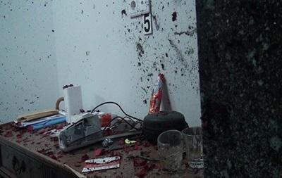 Взрыв букета в киевском офисе расследуют как попытку убийства