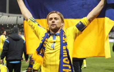 Тимощук: Шевченко в тренерском штабе - это плюс для команды