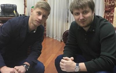Шаблий: У Федорчука есть полгода чтобы восстановиться после травмы