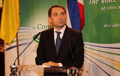Николай Точицкий - новый представитель Украины при ЕС