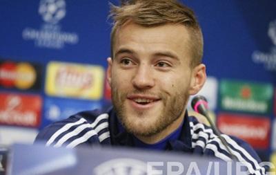 Ярмоленко: Надеюсь, что эта травма не помешает сыграть с Манчестер Сити