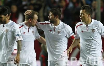 Севілья розгромила Сельту у півфіналі Кубка Іспанії