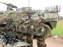 В Боснии и Герцеговине рухнул вертолет ЕС с миротворцами (обновлено)